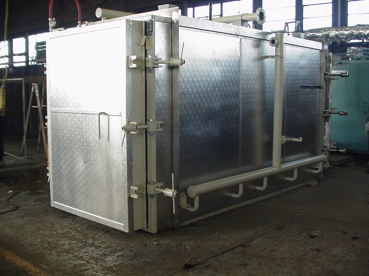 Oil Purification System