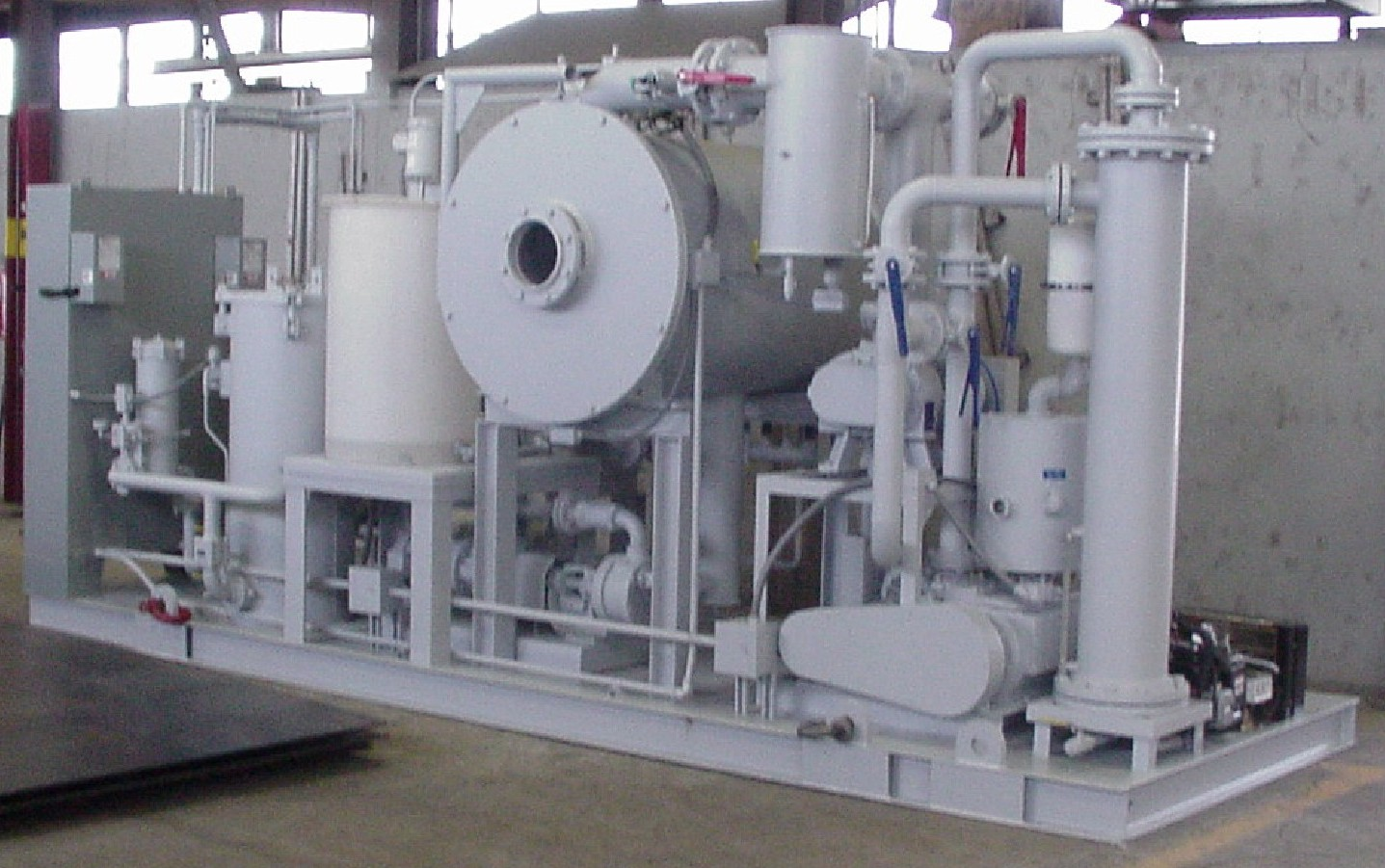 Oil Filtration Systems -  24T Oil Purifier System
