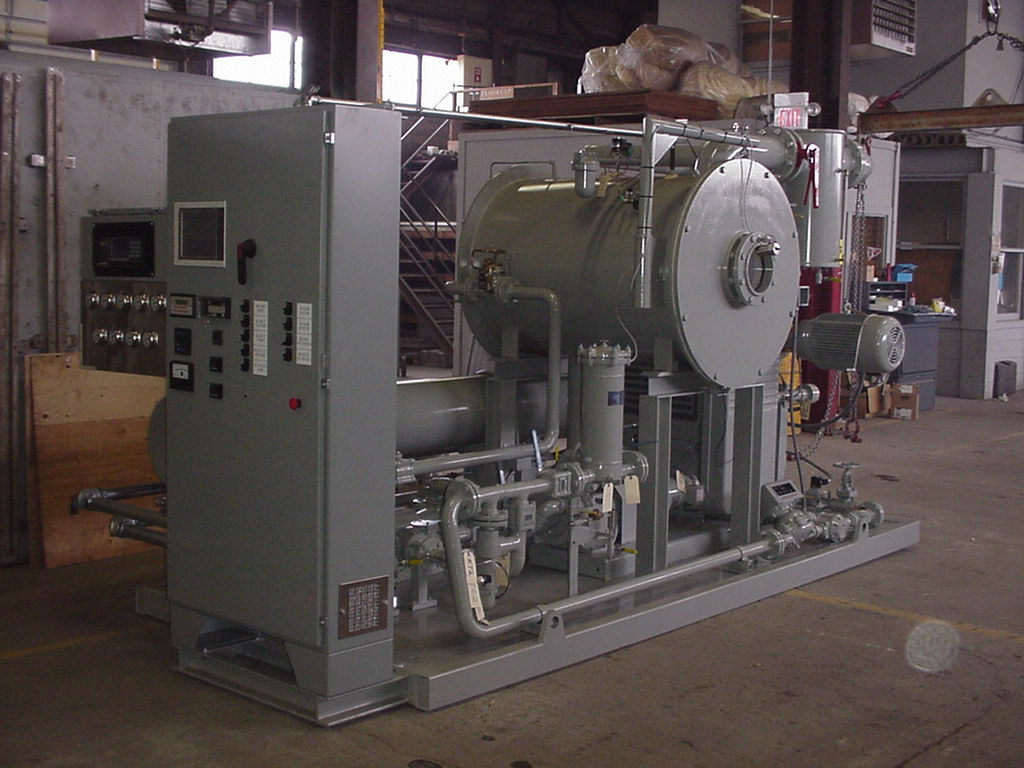 Transformer Oil Purifier -  30T Oil Purifier System