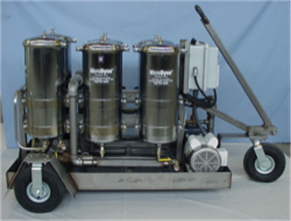 Portable transformer Dry out unit